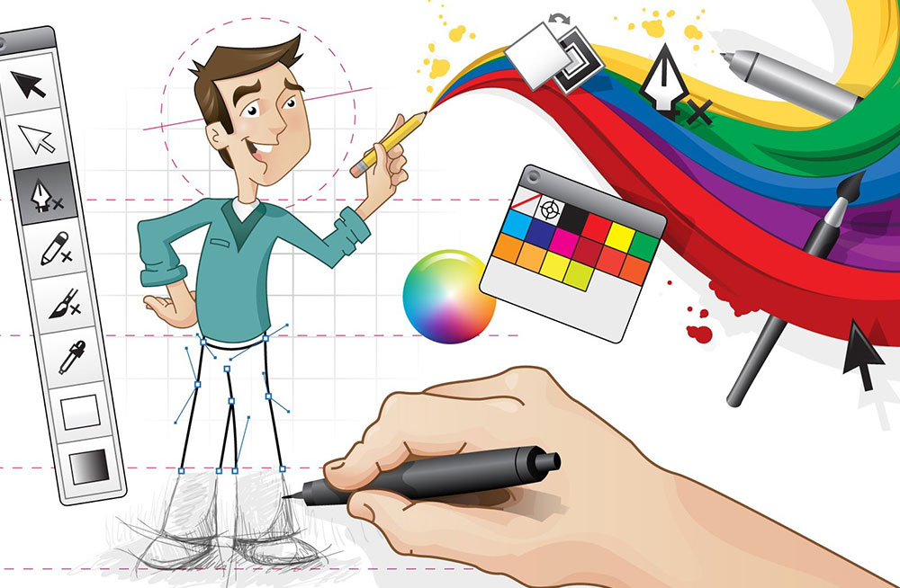 Photoshop для Веб Дизайнера